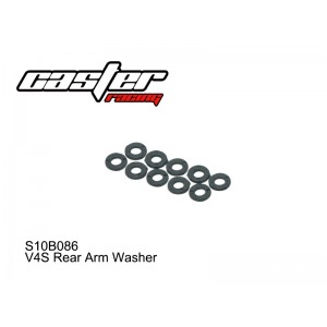 S10B086  V4S Rear Arm Washer