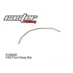 S10B087  V4S Front Sway Bar