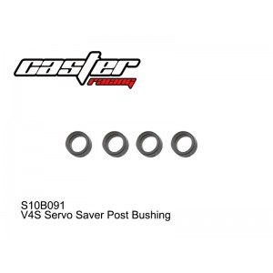 S10B091  V4S Servo Saver Post Bushing