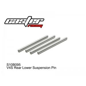 S10B095  V4S Rear Lower Suspension Pin