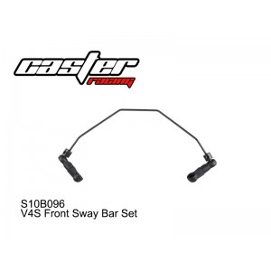 S10B096  V4S Front Sway Bar Set