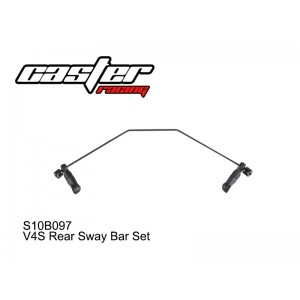 S10B097  V4S Rear Sway Bar Set
