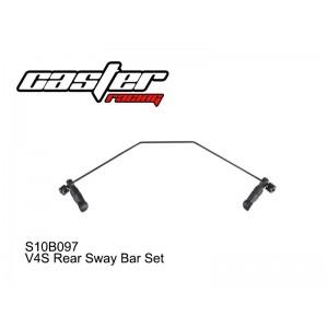S10B097  V4S Rear Sway Bar Set