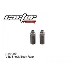 S10B105  V4S Shock Body Rear