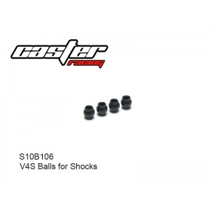 S10B106  V4S Shock and Stabilizer Ball Bottom