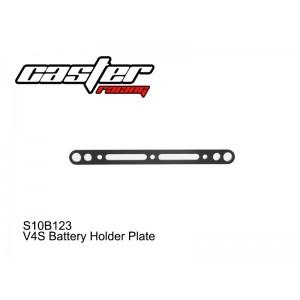 S10B123  V4S Battery Holder Plate