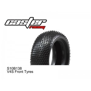 S10B138  V4S Front Tyres