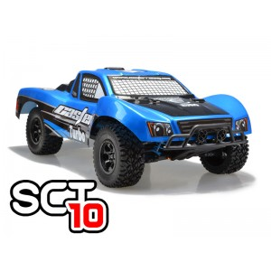 SCT10RTR004 EP off road Short Course Truck 4WD - RTR BRUSHED SYSTEM
