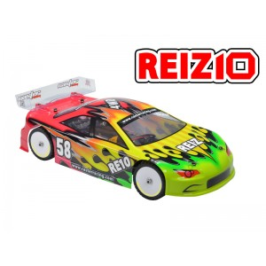 RZ10-SP  EP on-road 4WD REIZ Touring Chassis Only