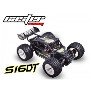 S16DTRTR001 Caster 1/16 EP RTR Mini Desert Champion-brushless with battery & charger