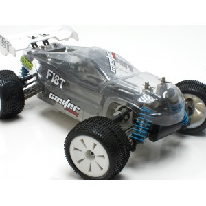 F18PRO 01TFull Option Mini 18th Truggy  (Full Chassis Only) No Electrics