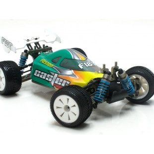 F18RTR 02 Caster Racing Mini 18th Brushed  RTR Buggy