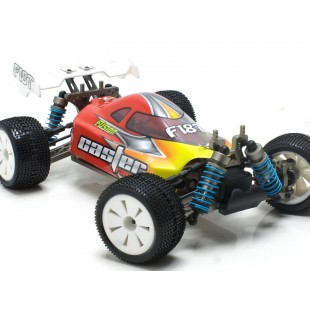 F18RTR 03 Caster Racing Mini 18th Brushed  RTR Buggy