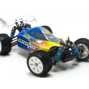 F18RTR 01  Caster Racing Mini 18th Brushless RTR Buggy
