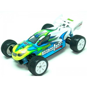 F18RTR 01T  Caster Racing Mini 18th Brushless RTR Truggy
