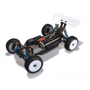 EX1.5 PRO  Caster Fusion 1/8th EP Buggy PRO-Clear Body