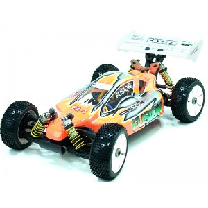 EX1.5 RTR  Caster Fusion 1/8th EP Buggy RTR w/o Battery & Charger