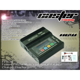FPRO6  Fusion PRO 6 Multi-Functional Balance Charger/Discharger