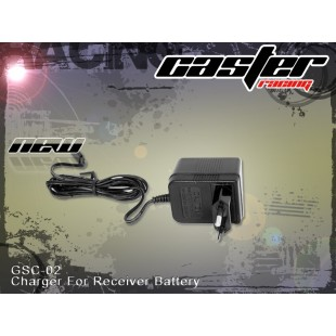 GSC-02  Charger For Receiver Battery