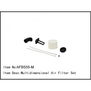 AFBS55-M  Multidimensional Air Filter Set