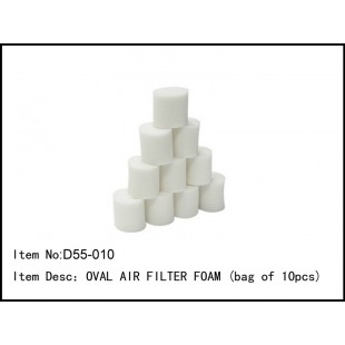 D55-10  High Density Air filter(ten in one set) D55