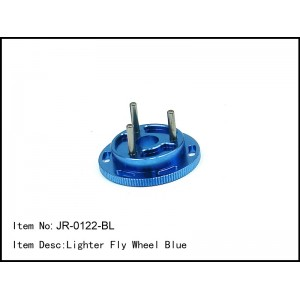 JR-0122-BL  Lighter Fly Wheel Blue