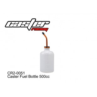 CR2-0051 Caster Fuel Bottle 500cc