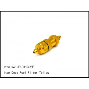 JR-0113-YE  Fuel Filter Yellow