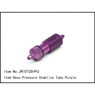 JR-0129-PU  Pressure Stabilize Tube Purple