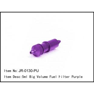 JR-0130-PU  5ml Big Volume Fuel Filter Purple