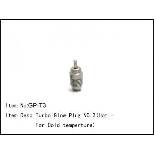T3  Turbo Glow Plug T3