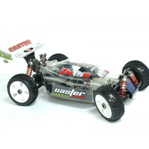 ZX-1.5 PRO Caster 1/8th Nitro Buggy PRO-Clear Body