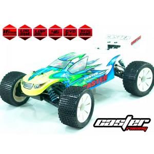 K8T-1.5 PRO  Caster 1/8th Nitro Truggy PRO-Clear Body