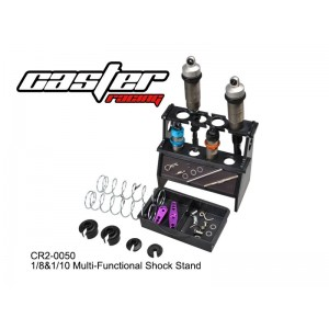 CR2-0050 1/8&1/10 Multi-Functional Shock Stand