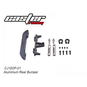 CJ10OP-01  Aluminium Rear Bumper