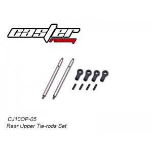 CJ10OP-05  Rear Upper Tie-rods Set