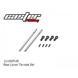 CJ10OP-06  Rear Lower Tie-rods Set