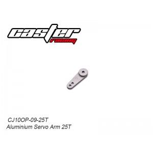 CJ10OP-09-25T  Aluminium Servo Arm 25T
