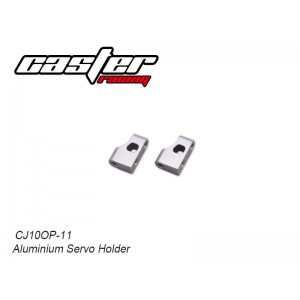 CJ10OP-11 Aluminium Servo Holder