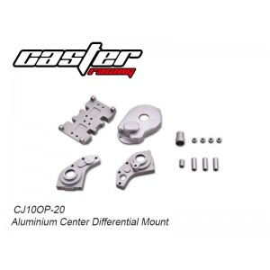 CJ10OP-20   Aluminium Center Differential Mount