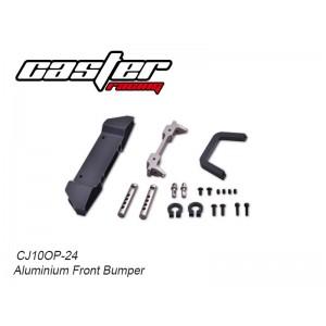 CJ10OP-24  Aluminium Front Bumper