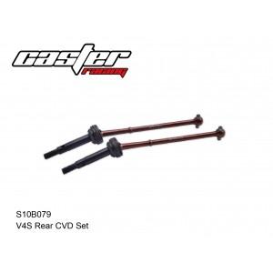 S10B079  V4S Rear CVD Set