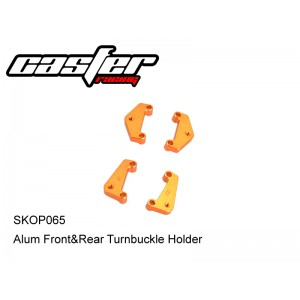 SKOP065  Alum Front&Rear Turnbuckle Holder