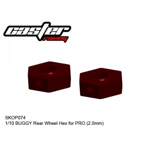 SKOP074  1/10 BUGGY Rear Wheel Hex for PRO (2.0mm)
