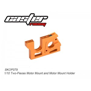 SKOP079  1/10 Two-Pieces Motor Mount and  Motor Mount Holder