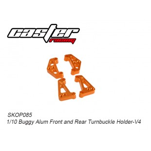 SKOP085 1/10 Buggy Alum Front and Rear Tumbuckle Holder-V4