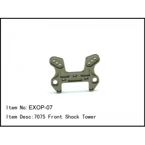 EXOP-07  7075 Front Shock Tower