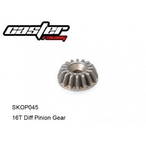 SKOP045 16T Diff Pinion Gear