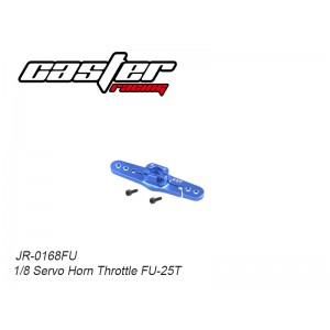 JR-0168FU  1/8 Servo Horn Throttle FU-25T