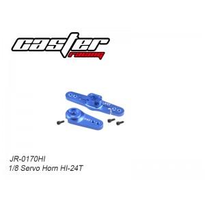 JR-0170HI  1/8 Servo Horn HI-24T